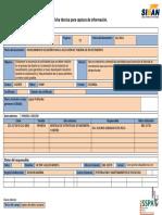 Procedimientos Para Selección de TRs PE-DP-DI-0015-2011