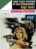 Hay Que Pintar a Los Invasores - Ralph Barby
