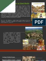 Ciudad 1 Edad Mediaval Cristiana