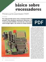 Curso básico sobre microprocessadores