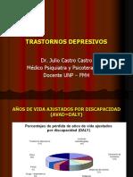 TRASTORNOS DEPRESIVOS 2011.ppt