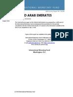 Economic issue UAE