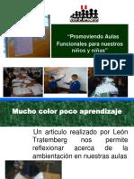 AULAS FUNCIONALES PATAMBUCO