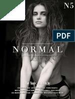 Normal Magazine - Issue 5 2015