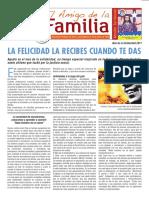 EL AMIGO DE LA FAMILIA 6 agosto 2017