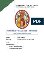 Distrito de Santa Maria de Chicmo Terminado 2