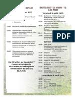 Programme Des Journees Des Peuples Autochtones 2017