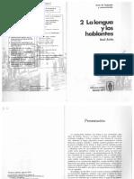 La lengua y los hablantes Raúl Ávila.pdf