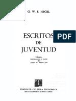 Hegel, G.W.F. - Escritos de Juventud.pdf