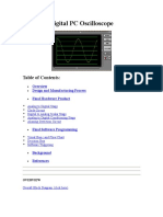 Digital PC Oscilloscope
