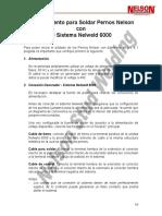 Procedimiento Nelweld 6000SP