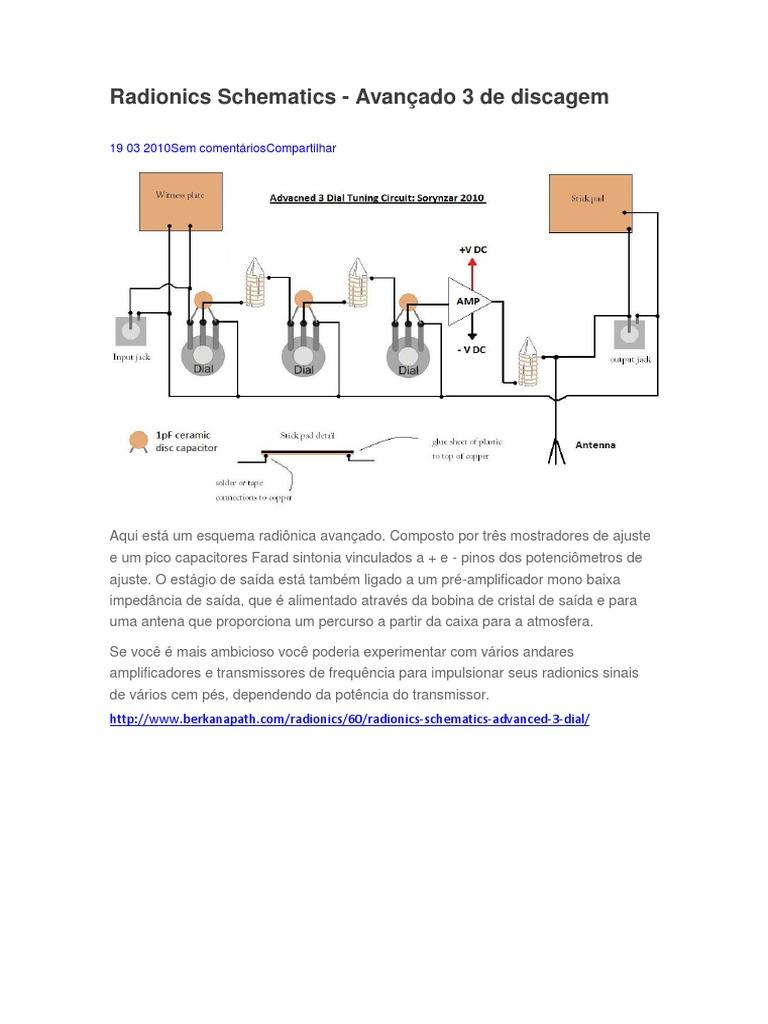 Radionics Schematics on bob beck schematics, machine schematics, simple radio schematics, pink noise generator schematics, hidden blade schematics, circuit board schematics, magnetic generator schematics, ufo schematics,