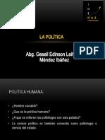 02. La Política
