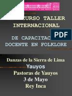 Danza Lima