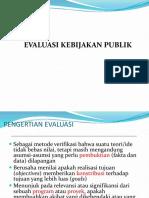 9. Evaluasi KP