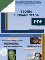 PRESENTACION TEORIA FUNDAMENTADA