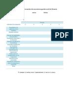 Rubrica de Evaluación Protocolo de Asignatura