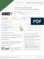 GTmetrix Report 2code.info 20170416T212428 OlqJwcDT Full