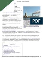 Teoría Conspirativa - Wikipedia, La Enciclopedia Libre