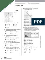 Holt Algebra 1_Chapter 04_SAT-ACT