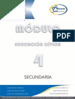 Mod Educ Civica 4 Sec II Bim