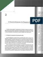 Cap 2 O Desenvolvimento Da Pesquisa-Ação