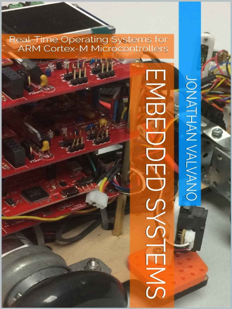 arm cortex m microcontrollers | Embedded System | Central Processing Unit