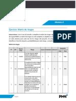 5. Ejercicio Matriz de Riesgos (1)