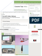 Transfer Cassette Tape to Computer - Easy Steps - 2.pdf