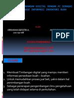 ITS NonDegree 12809 Presentation