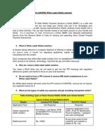 Piyush FAQ mRUPEE WLW Solution_20thOct_RS Revert.docx
