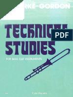 Clarke-Gordon-Technical Studies.pdf