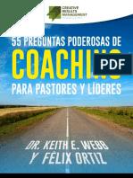 Tu Guia Gratuita a 55 Preguntas Poderosas de Coaching