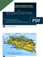 Model Akselerasi IPM