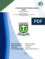 Cover Ingriss RPP Don Bosco 1 X