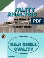 Ovality Analysis 12345