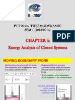 CHAPTER 4-Energy Analysis of Closed System
