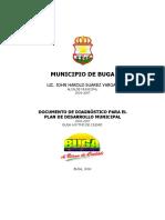 Diagnostico General Municipio Buga