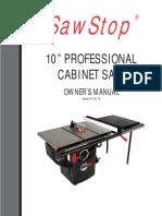 PCS Owners Manual Model PCS175 V2.0 09-13