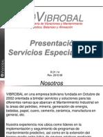 Presentación Vibrobal