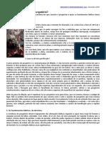 Purgatório by Dom Estevão Bettencourt