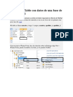Llenar Un JTable Con Datos de Una Base de Datos MySql