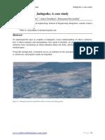 Jadugoda; a case study