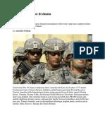 5 Militer Terkuat Di Dunia
