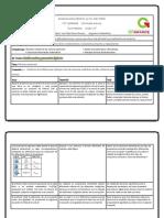 Planeación Matematicas Tercer Grado (Plan 2011)