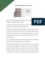 Composicion Quimica Del Suelo
