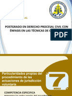 7 Tema 2 Actos de Jurisdicción Voluntaria (1)