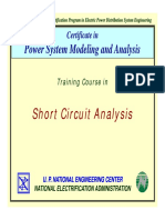 CPT5 - Short Circuit Analysis- July 25, 2005
