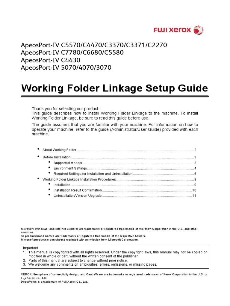 Fuji C2270 Manual John Deere Bp50 Kawasaki Engine Schematics Array Docucentre Iv C3370 Proxy Server Port Computer Networking Rh Es Scribd