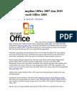 Membuat Tampilan Office 2007 dan 2010 Seperti Microsoft Office 2003.docx